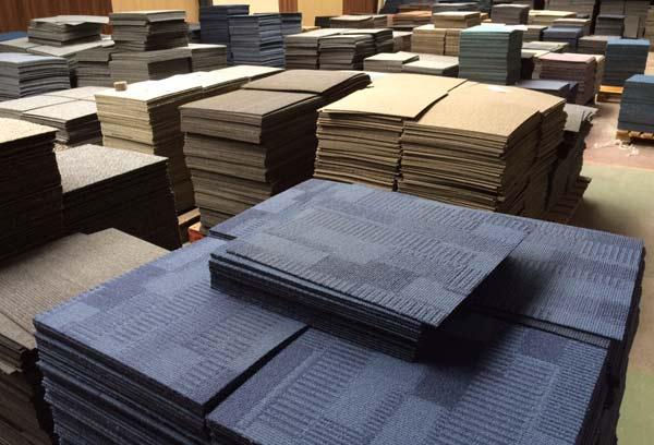 About Us Carpet Supplier Singapore Office Carpet Tiles